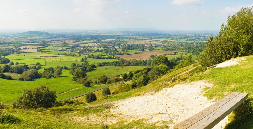 Nestled in the beauty of Gloucestershire