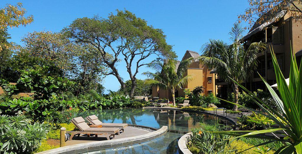 Uncover an all inclusive paradise - Tamarina Boutique Hotel 4* Mauritius