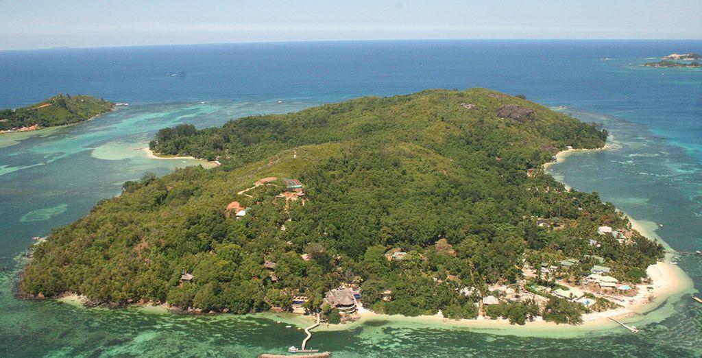 Enjoy the ultimate island paradise