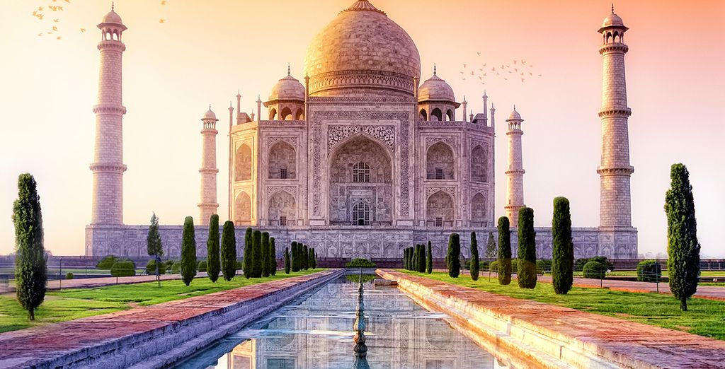 Discover amazing India