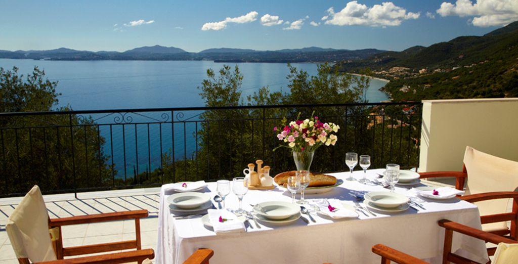 Secure your perfect family holiday (Villa Georgina) - Corfu Villas Corfu