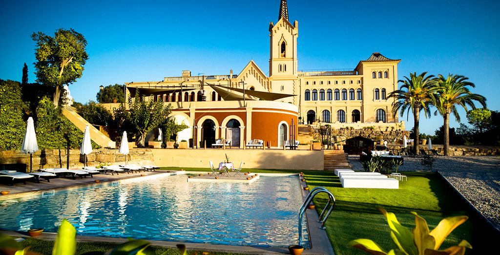Discover a boutique retreat at this former converted monastery - Sant Pere Del Bosc Hotel & Spa 5* Girona