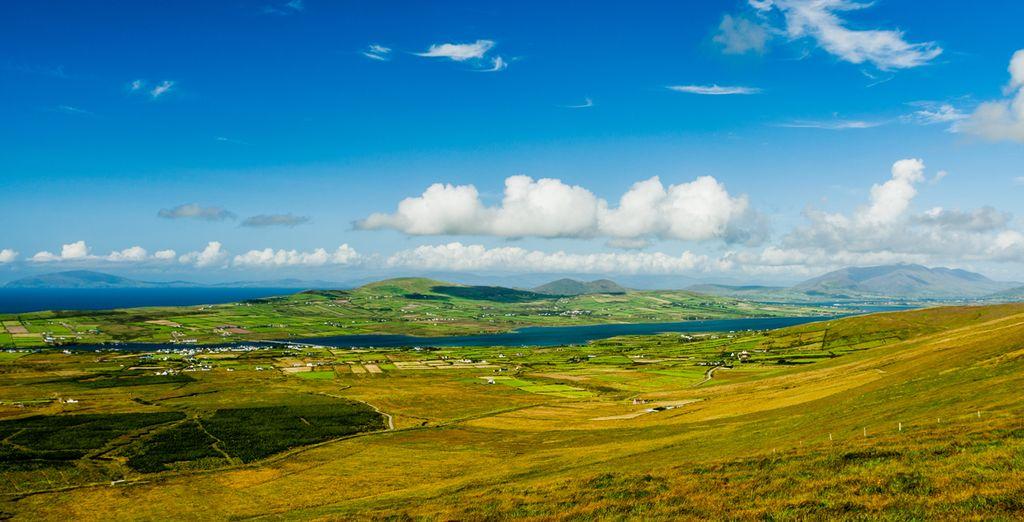 The vast, wild beauty of the Kerry peninsula
