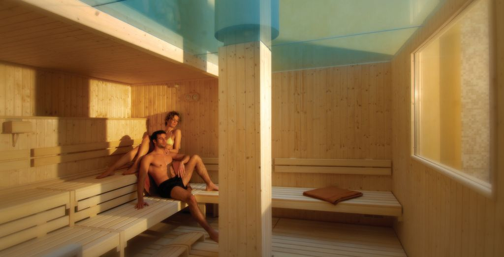 Relax in the hammam