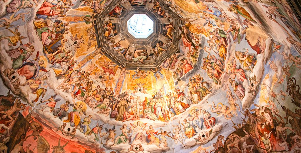 Experience the best of Italian Renaissance in the spectacular city of Florence