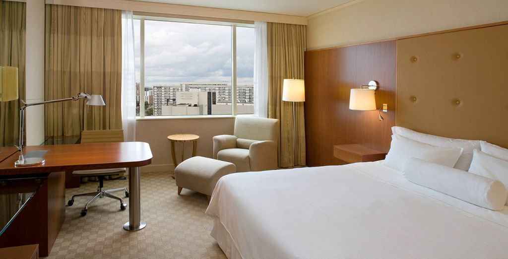 The Westin Warsaw 5* - holidays offers