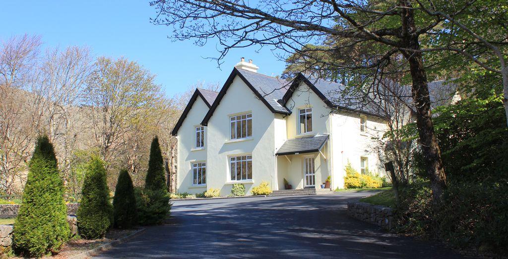 Aasleagh Lodge 4*
