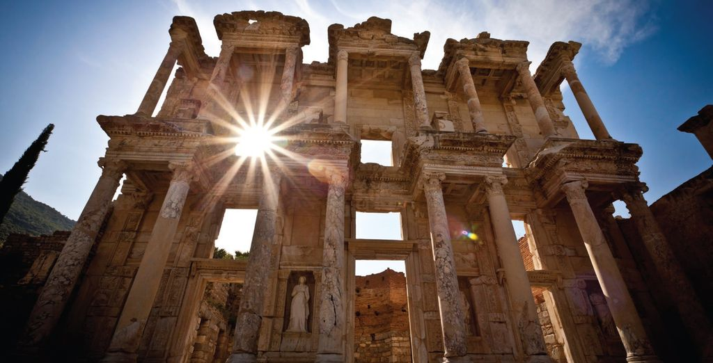 Ancient Ephesus....