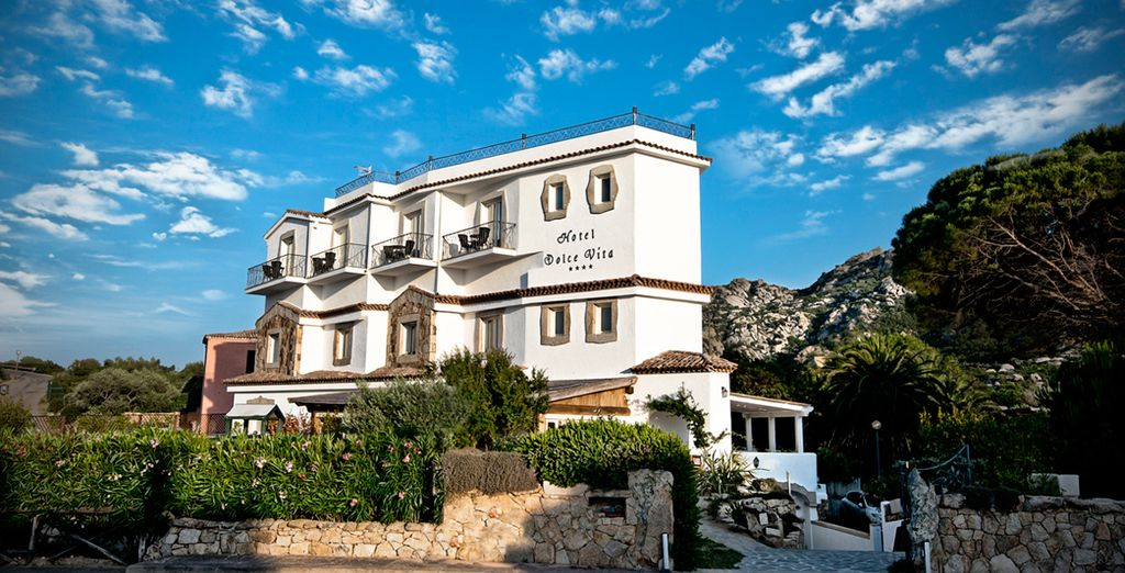 Welcome to the 4* Hotel Dolce Vita