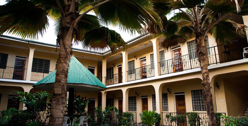Your base camp - Springland's Hotel