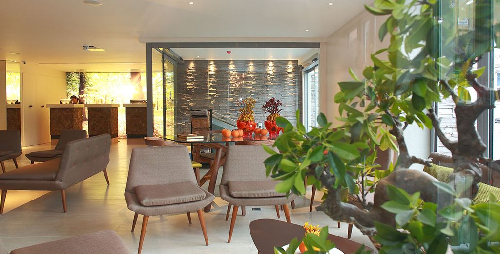 From the Arbor City Hotel - a newly refurbished, stylish property