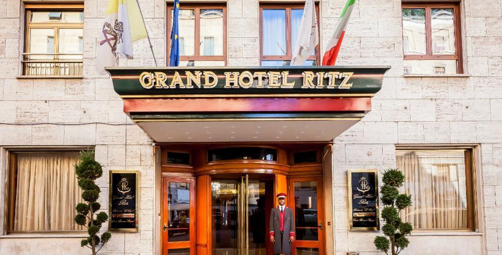 Grant Hotel Ritz