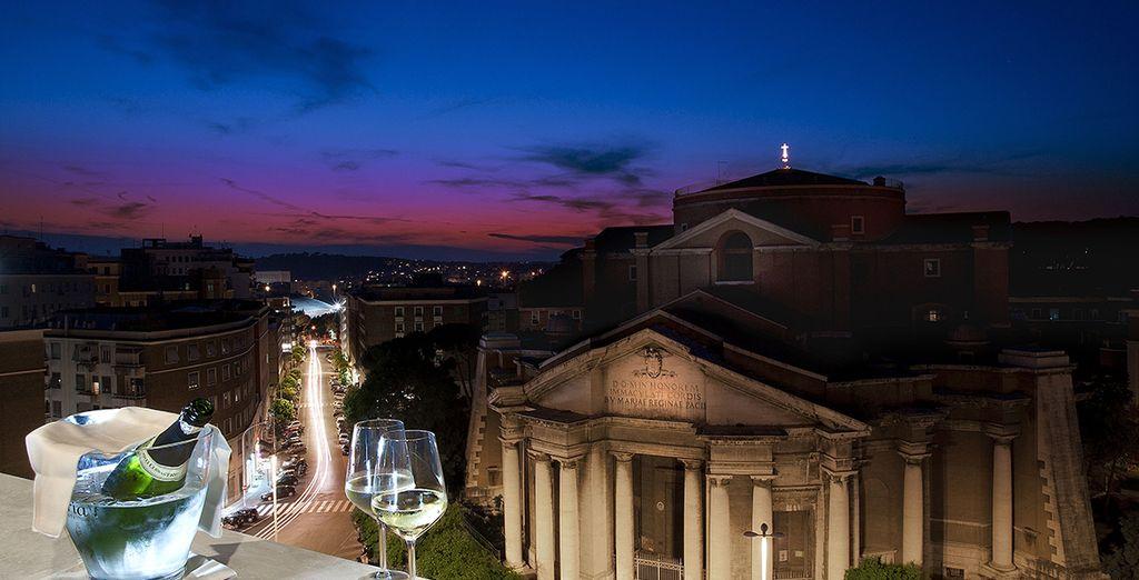 Glamour, Style & Panoramic Views