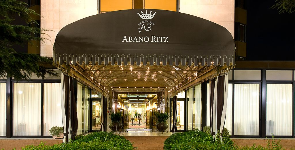 Where refined elegance greets you