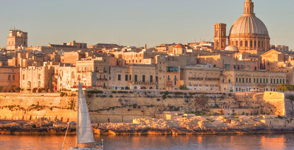 Don't miss the baroque capital Valletta