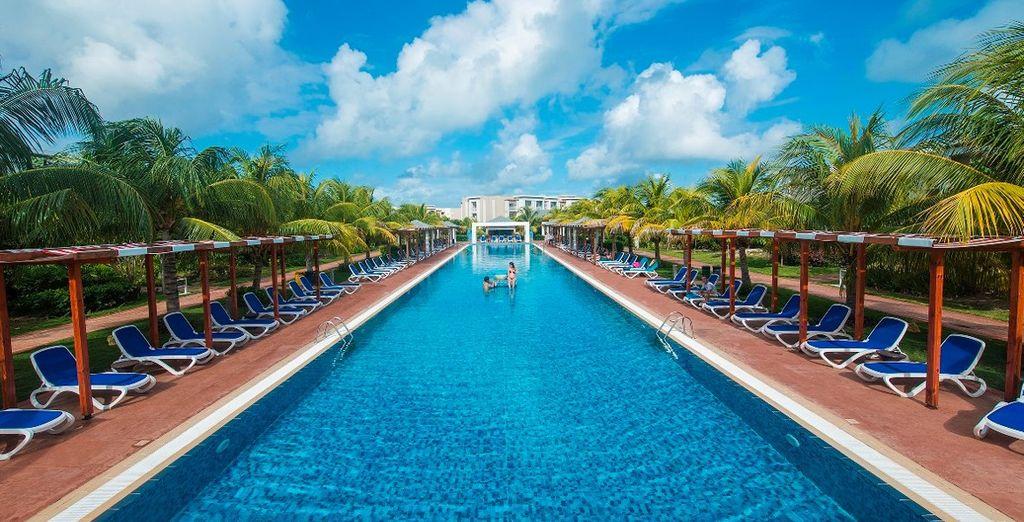 The 5-star Hotel Playa Cayo Santa Maria