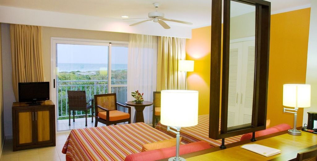 Stay in a Standard Room on an all-inclusive basis