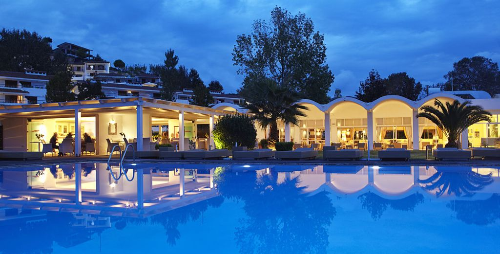 Stay at the Skiathos Princess Hotel*****