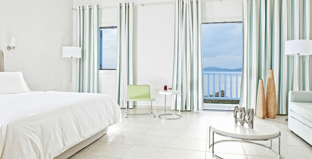 Or a Superior Sea View Suite