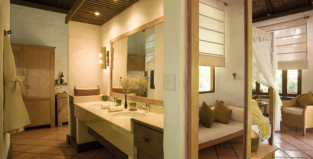 It features the very best 5* amenities