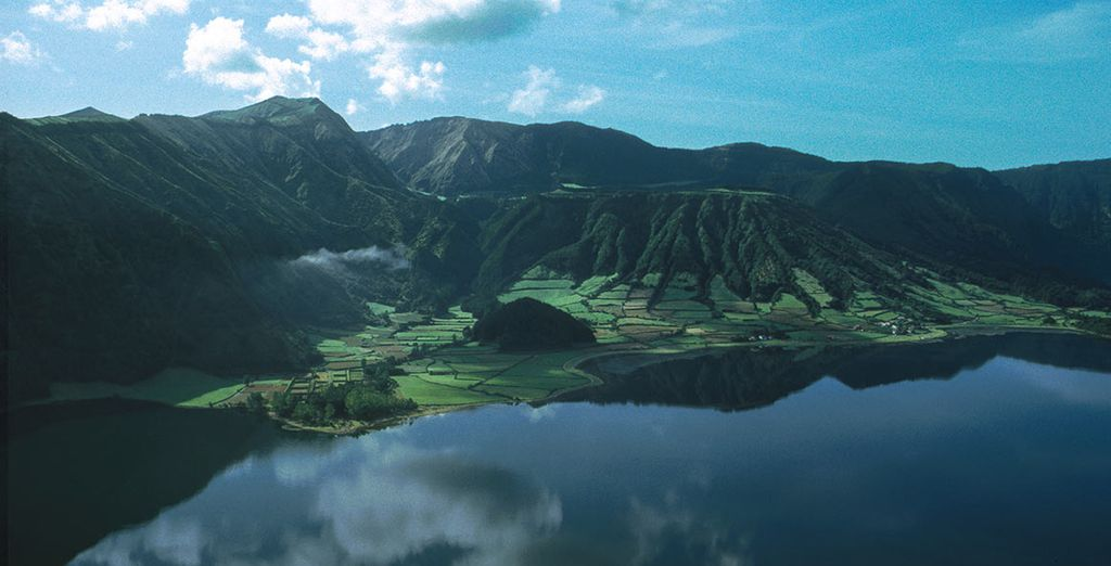 The Beauty of the Azores for holidays