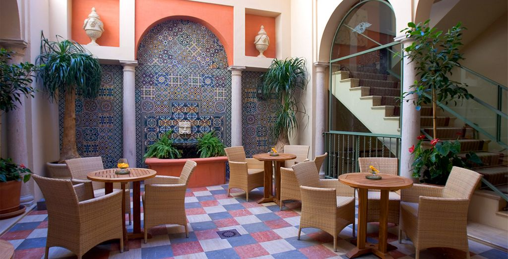 Book a stay at the boutique Casa Romana