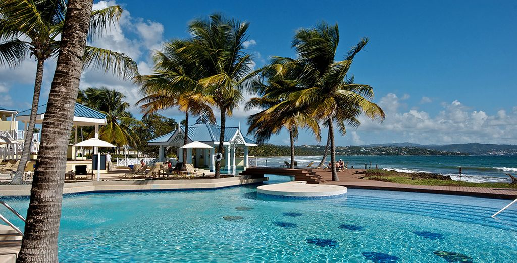 Welcome to Magdalena Grand Beach Resort - Magdalena Grand Beach Resort 4* Tobago