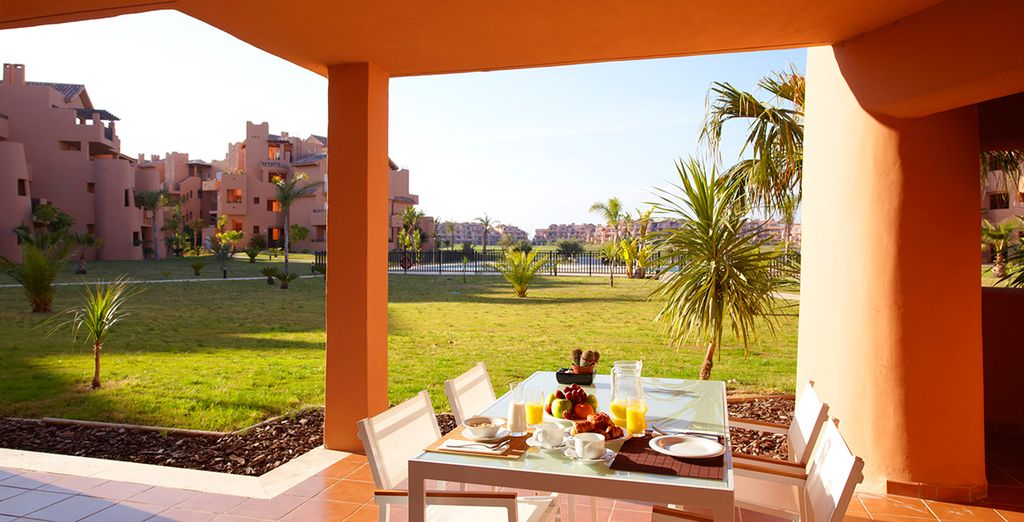 Dive right in and bask in the Spanish sunshine!