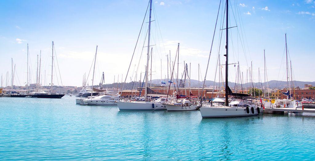 Or head out to explore the gorgeous Palma de Mallorca