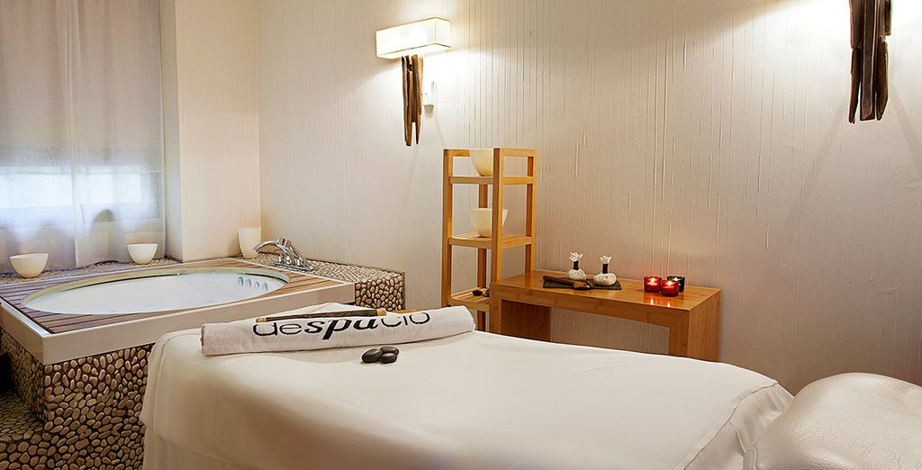 Treat yourself to an indulgent massage after sightseeing