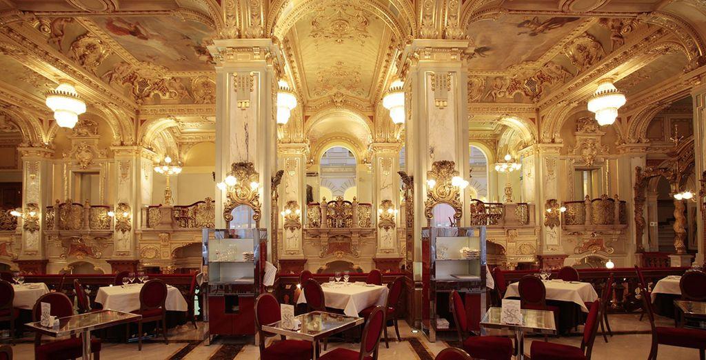 Boasting striking elegance and grandeur