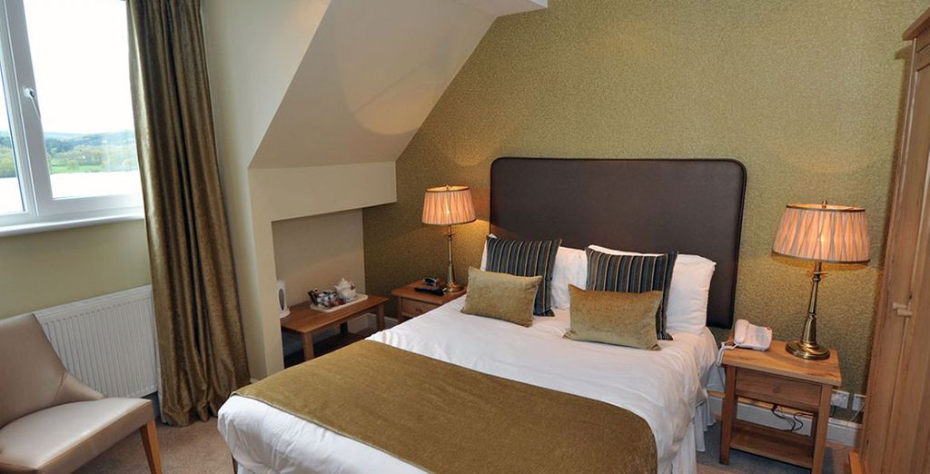 Stay in a cosy Classic Room