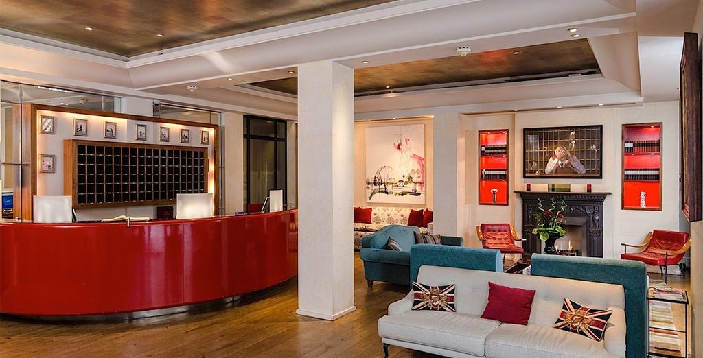 Welcome to Sloane Square Hotel