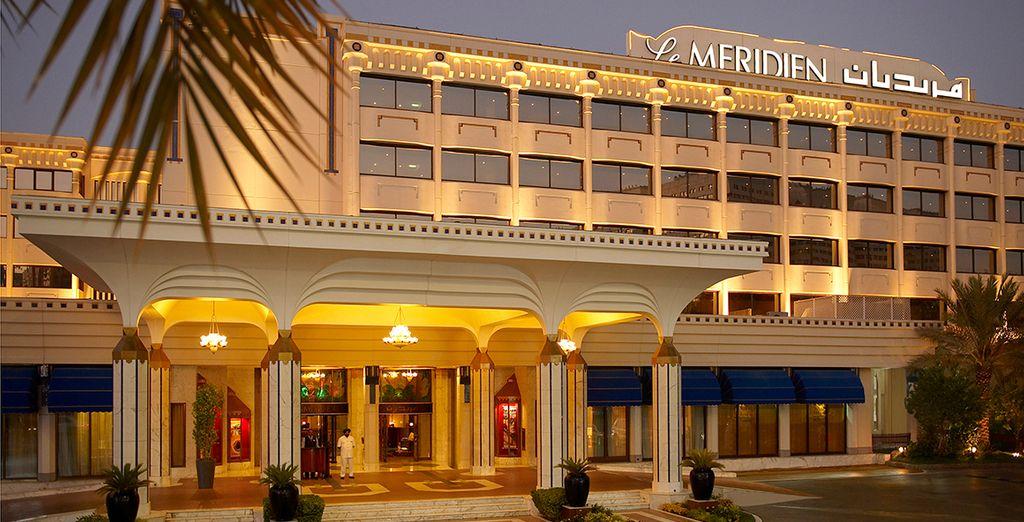 A four star hotel