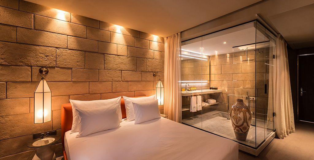 Stay in a fantastic Deluxe Room