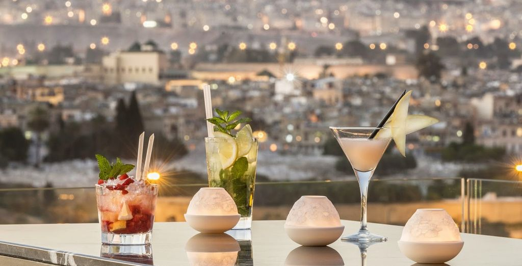 Where you can enjoy an expertly mixed cocktail