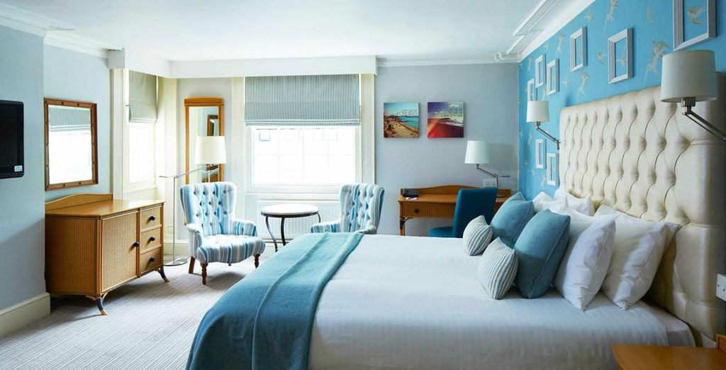 Old Ship Hotel 4* - Best Hotel in Brighton