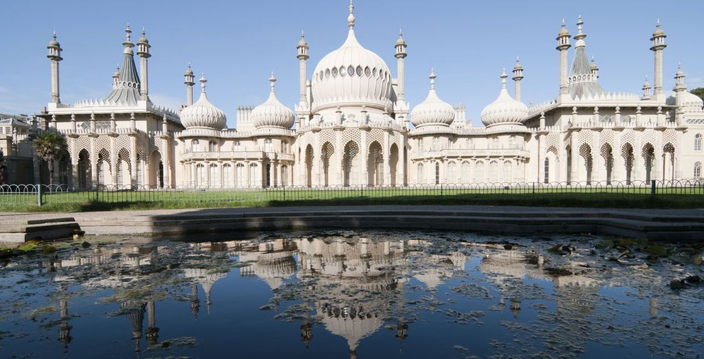 Book your hotel in Brighton with Voyage Privé