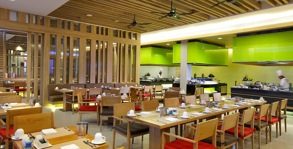 And enjoy indulging in authentic Thai cuisine with your discount