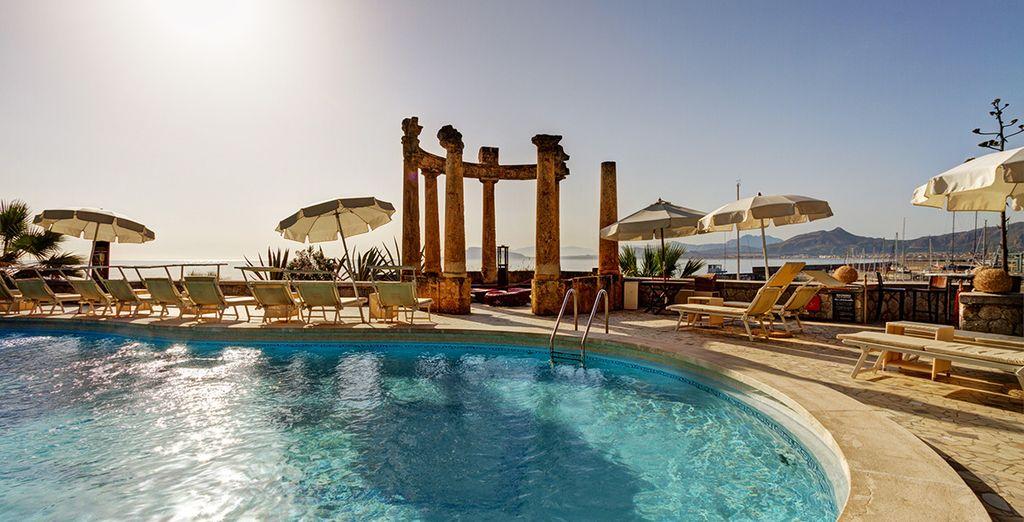 Discover the sights of Sicily - Grand Hotel Villa Igiea - MGallery by Sofitel 5* Palermo