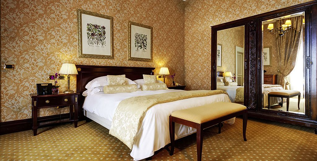 Our members can enjoy a Classic Room