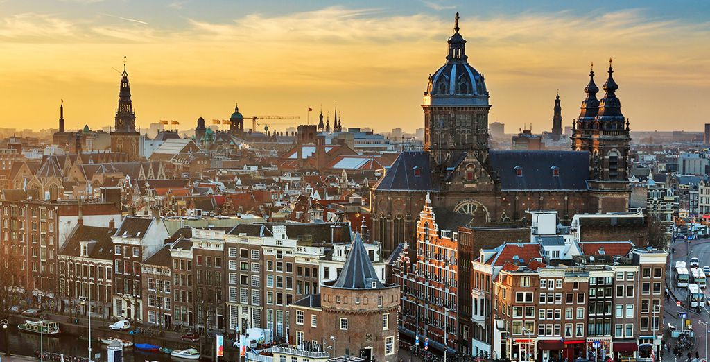 Fall in love with Amsterdam