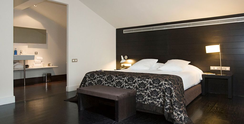 Or an equally fabulous Deluxe Room