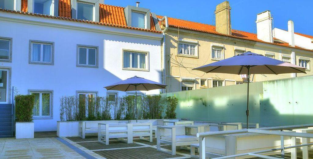 Lisbon boasts a delightful climate