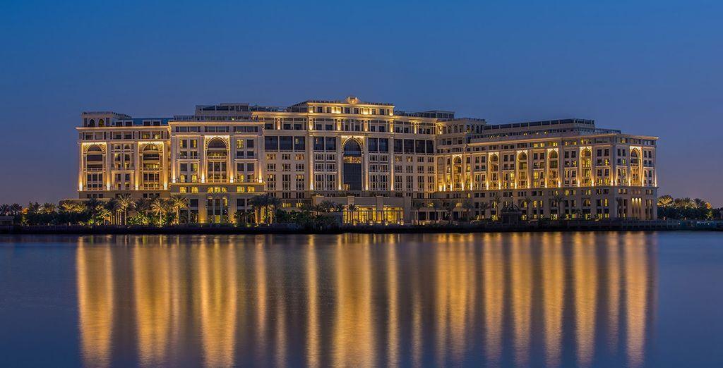 A Neoclassical masterpiece overlooking Dubai Creek