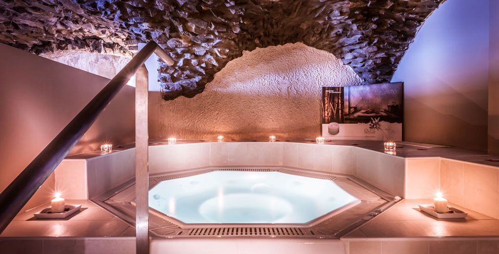 Ready for a well-being getaway at the Grand Aigle 4*?