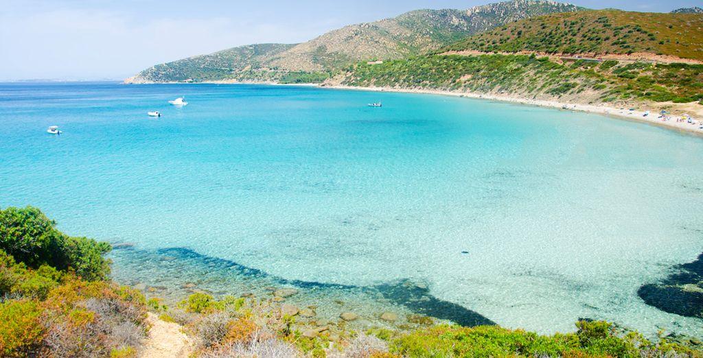Enjoy a holiday in Sardinia!