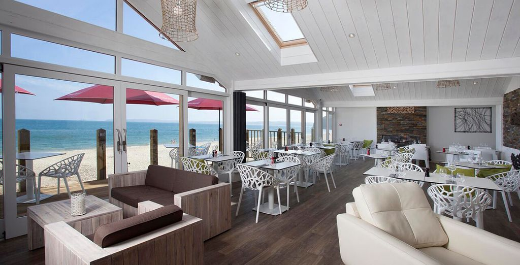 Our members will have access to Carbis Bay's award winning restaurant