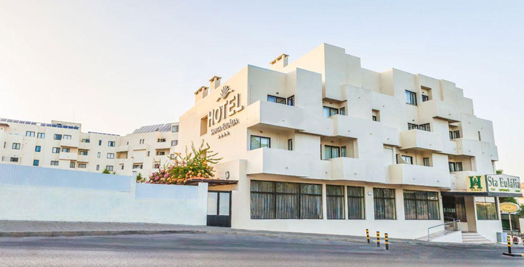 Santa Eulalia Hotel & Spa 4*