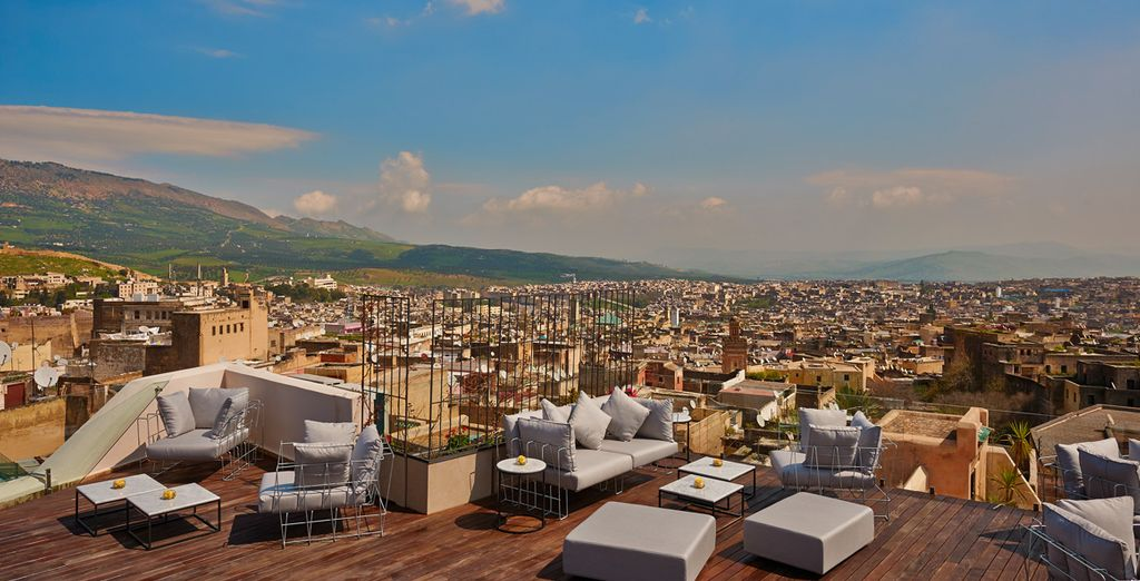With awe-inspiring views from the rooftop